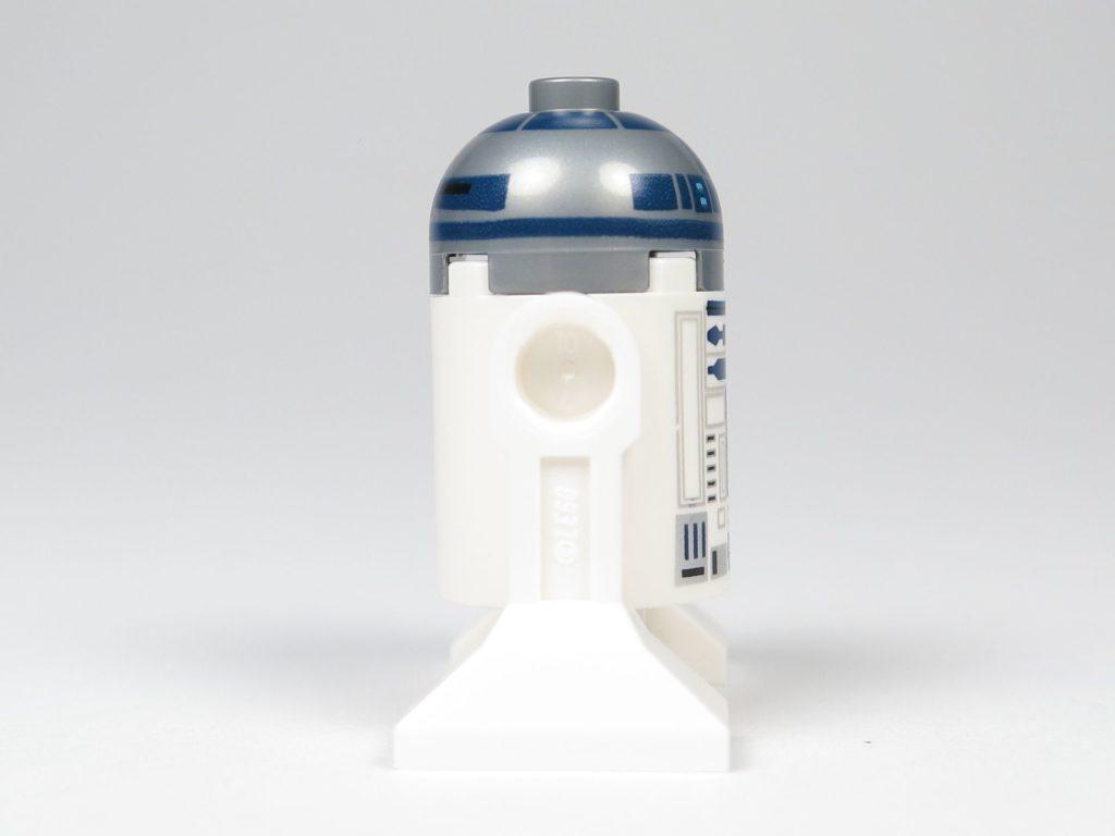 LEGO® Star Wars™ 75214 R2-D2 - rechte Seite | ©2018 Brickzeit