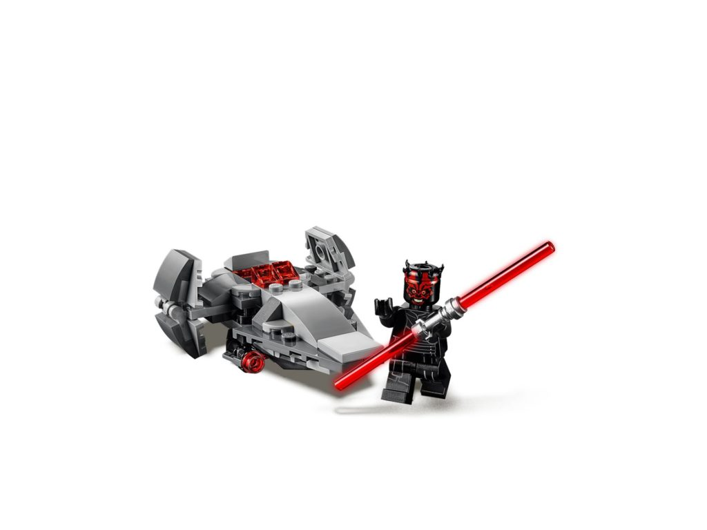 LEGO® Star Wars™ 75224 Sith Infiltrator Microfighter | ©LEGO Gruppe