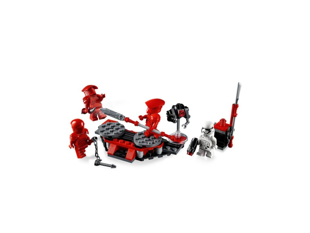 LEGO® Star Wars™ 75225 Elite Praetorian Guard Battle Pack | ©LEGO Gruppe