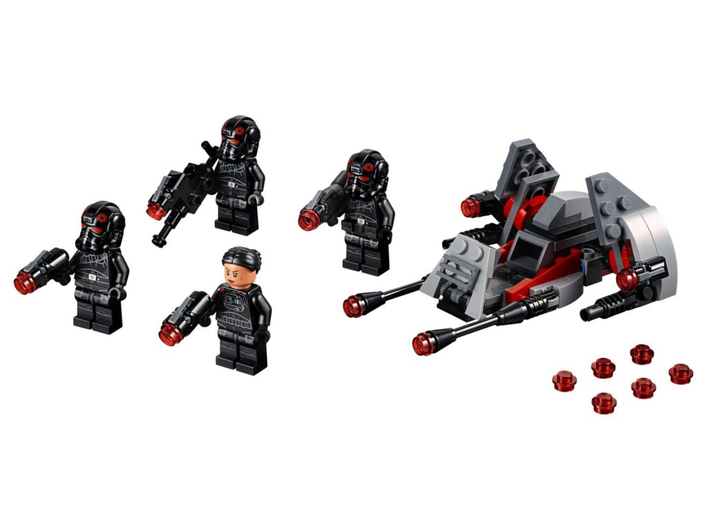 LEGO® Star Wars™ 75226 Inferno Squad Battle Pack | ©LEGO Gruppe