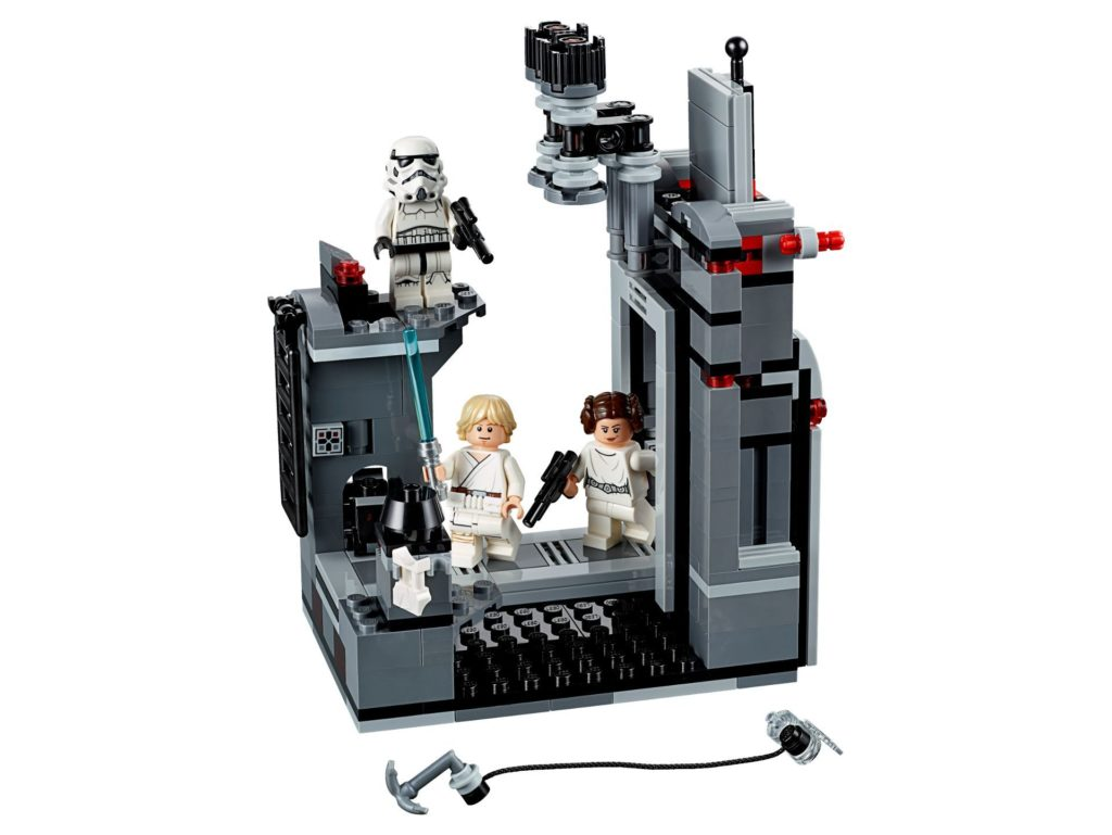 LEGO® Star Wars™ 75229 Death Star Escape | ©LEGO Gruppe
