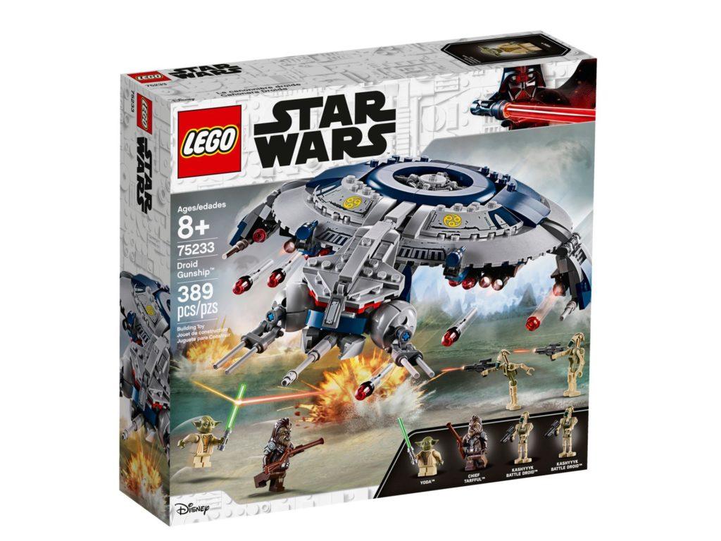 LEGO® Star Wars™ 75233 Droid Gunship | ©LEGO Gruppe