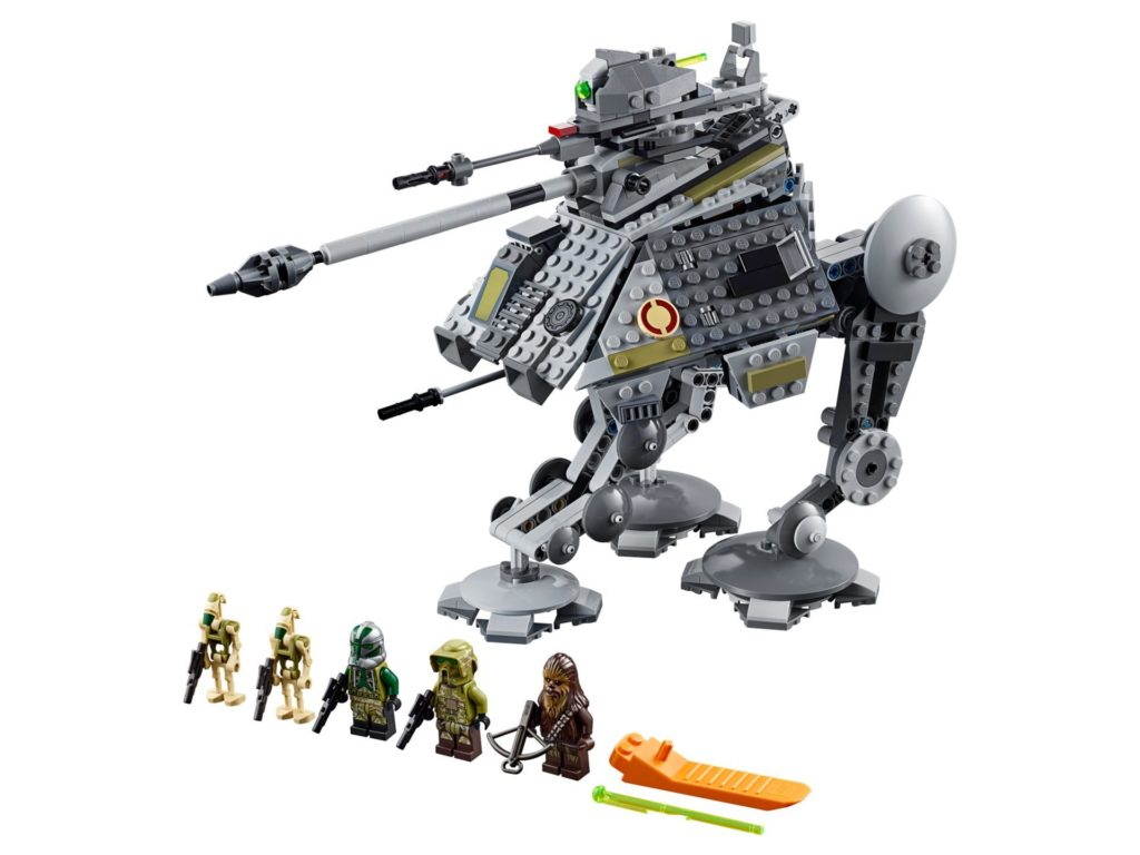 LEGO® Star Wars™ 75234 AT-AP Walker | ©LEGO Gruppe