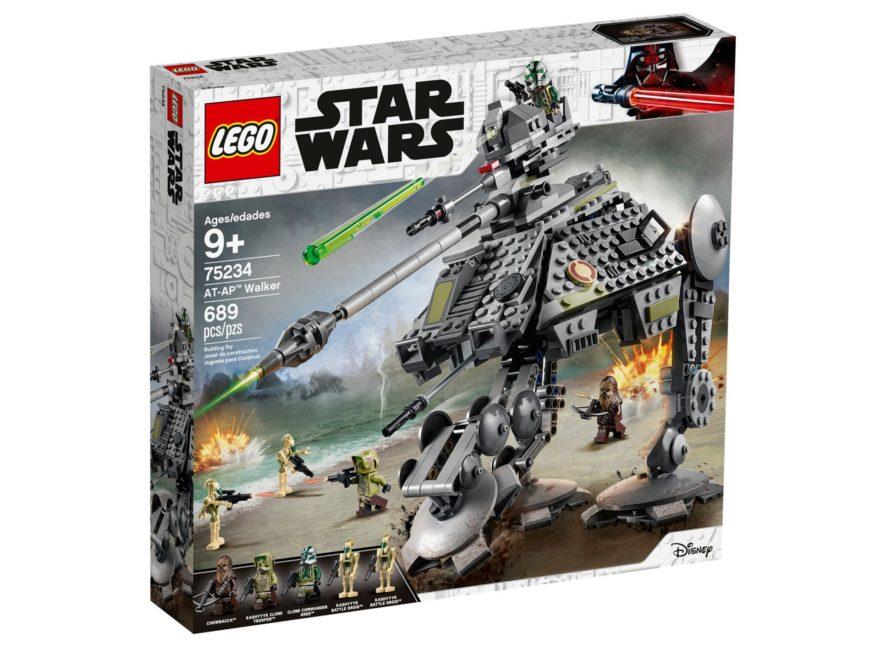 LEGO® Star Wars™ 75234 AT-AP Walker | ©LEGO Gruppe