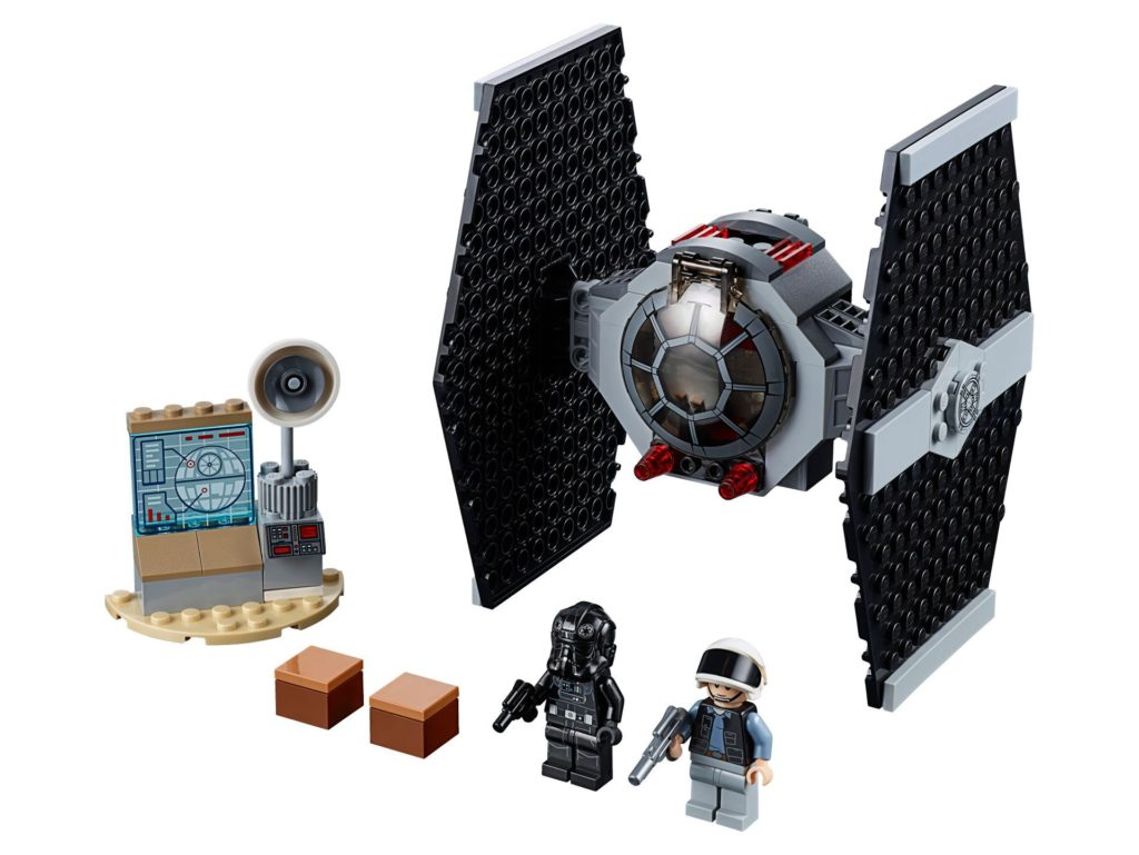 LEGO® Star Wars™ 75237 TIE Fighter Attack | ©LEGO Gruppe