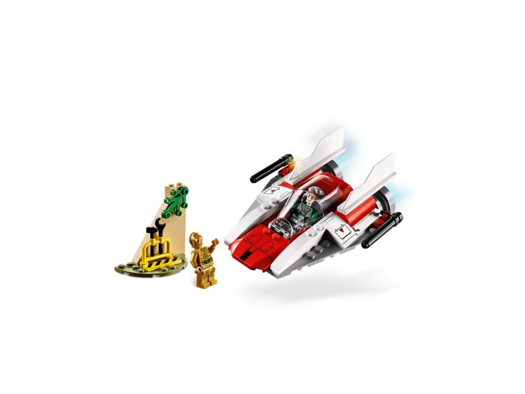LEGO® Star Wars™ 75247 Rebel A-Wing Starfighter | ©LEGO Gruppe