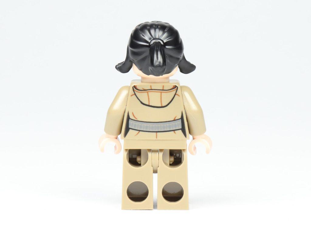 LEGO® Star Wars™ 75213 Adventskalender 2018 - Tür 2 - Rose Tico, Rückseite | ©Brickzeit