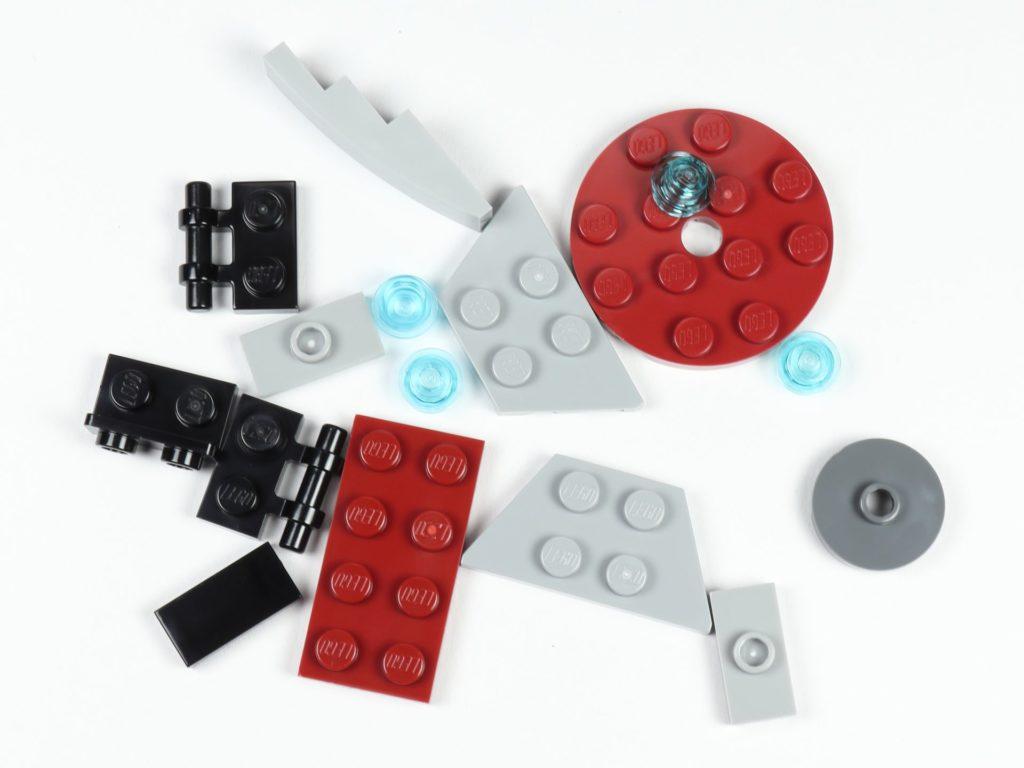 LEGO® Star Wars™ 75213 Adventskalender 2018 - Tür 3 - Inhalt | ©Brickzeit