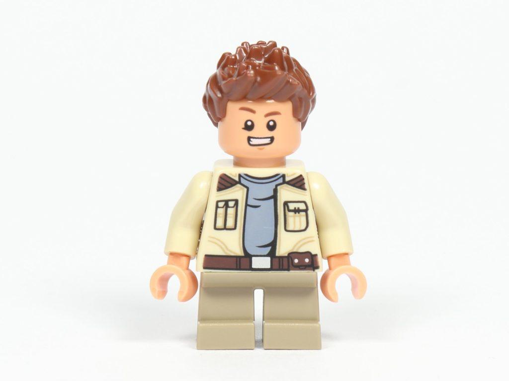 LEGO® Star Wars™ 75213 Adventskalender 2018 - Tür 11 - Rowan Freemaker, Vorderseite | ©Brickzeit