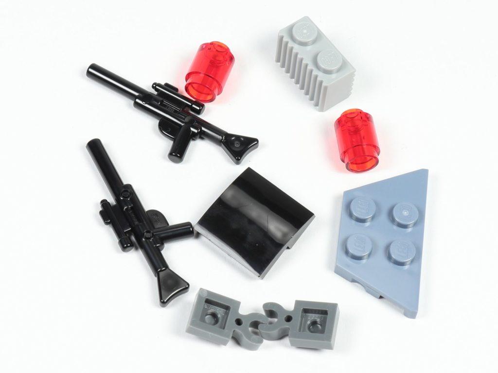 LEGO® Star Wars™ 75213 Adventskalender 2018 - Tür 14 - Inhalt | ©Brickzeit