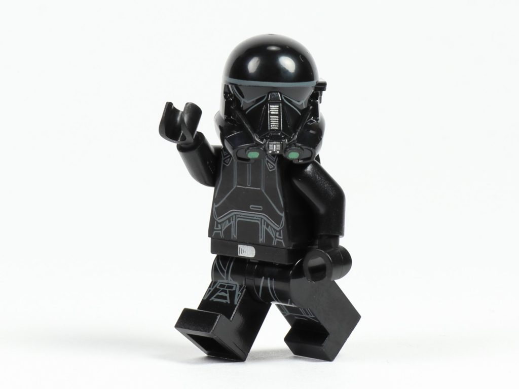 LEGO® Star Wars™ 75213 Adventskalender 2018 - Tür 15 - Death Trooper | ©Brickzeit