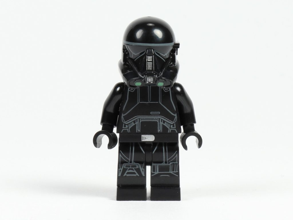 LEGO® Star Wars™ 75213 Adventskalender 2018 - Tür 15 - Death Trooper, Vorderseite | ©Brickzeit