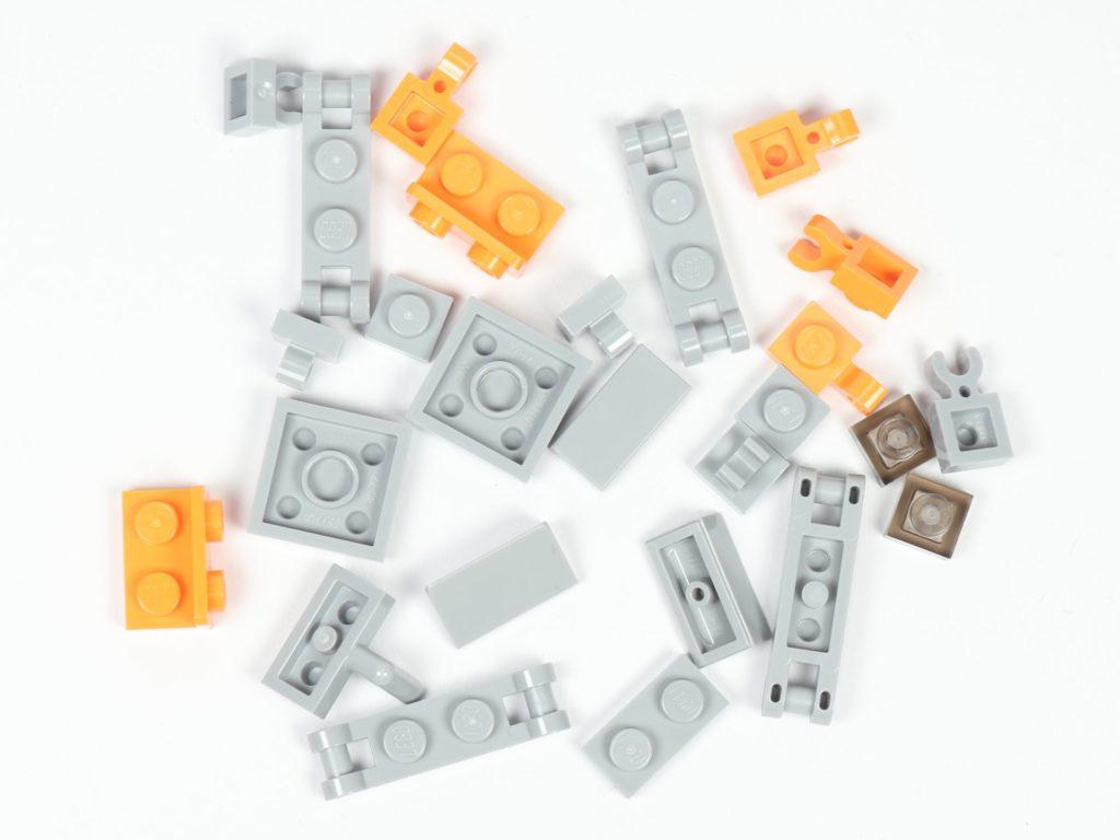 LEGO® Star Wars™ 75213 Adventskalender 2018 - Tür 19 - Inhalt | ©Brickzeit