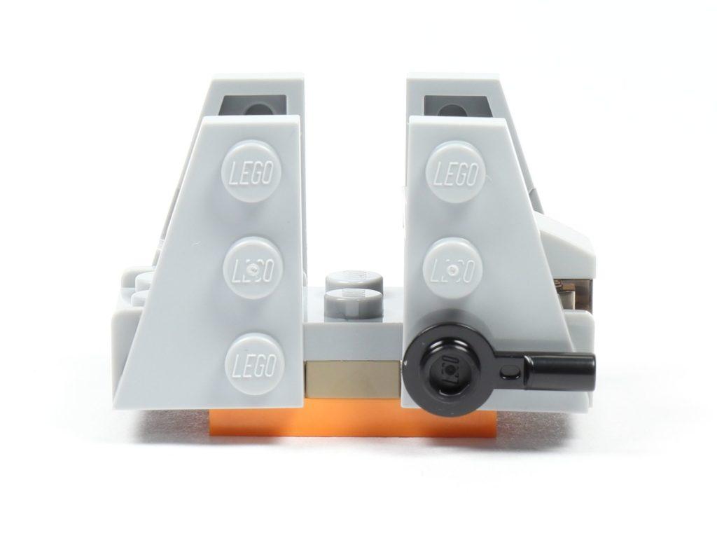 LEGO® Star Wars™ 75213 Adventskalender 2018 - Tür 20 - Zeta-Klasse Shuttle, rechte Seite | ©Brickzeit