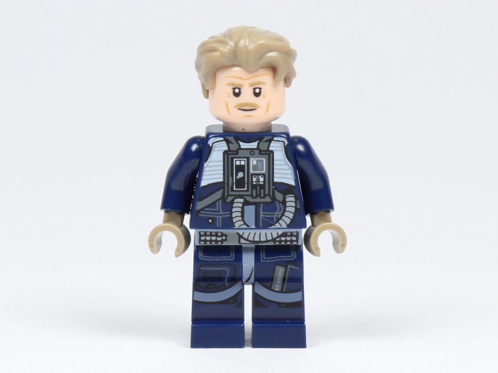 LEGO® Star Wars™ 75213 Adventskalender 2018 - Tür 23 - Antoc Merrick, alternatives Gesicht | ©Brickzeit