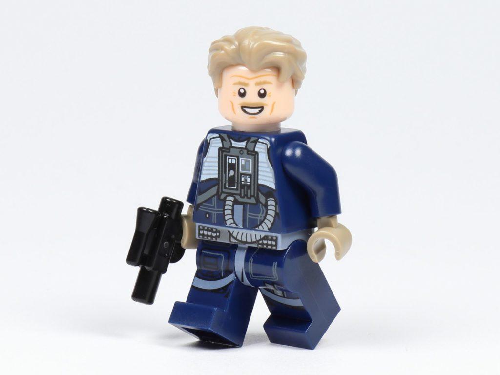 LEGO® Star Wars™ 75213 Adventskalender 2018 - Tür 23 - Antoc Merrick | ©Brickzeit