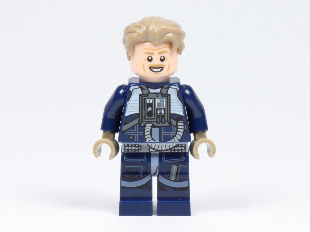 LEGO® Star Wars™ 75213 Adventskalender 2018 - Tür 23 - Antoc Merrick, Vorderseite | ©Brickzeit