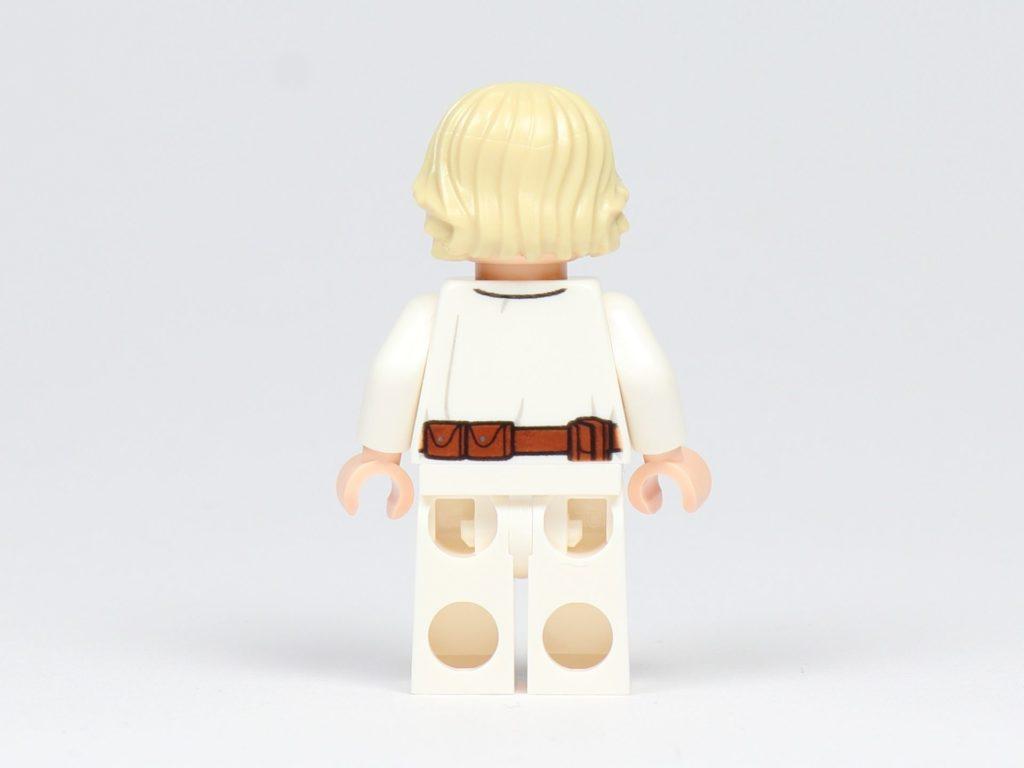 LEGO® Star Wars™ Magazin 43 - Luke Skywalker, Rückseite | ©2018 Brickzeit