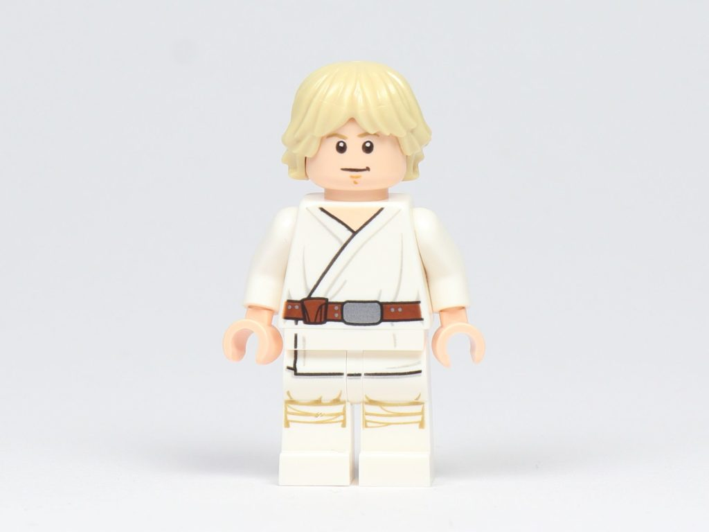 LEGO® Star Wars™ Magazin 43 - Luke Skywalker, Vorderseite | ©2018 Brickzeit
