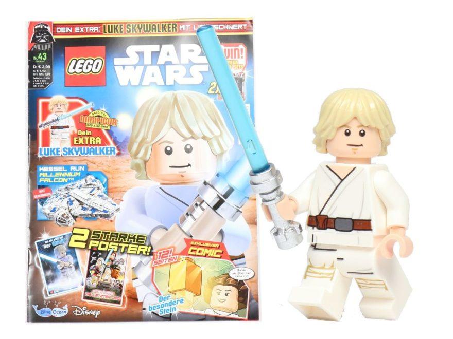 LEGO® Star Wars™ Magazin 43 - Titelbild | ©2018 Brickzeit