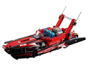 LEGO® Technic 42089 Rennboot | ©LEGO Gruppe