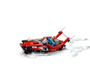 LEGO® Technic 42089 Rennboot | ©LEGO Gruppe