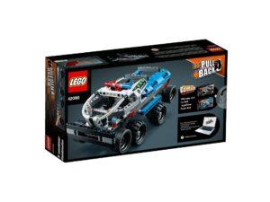 LEGO® Technic 42090 Fluchtfahrzeug | ©LEGO Gruppe