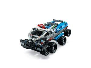 LEGO® Technic 42091 Polizei-Verfolgungsjagd | ®LEGO Gruppe