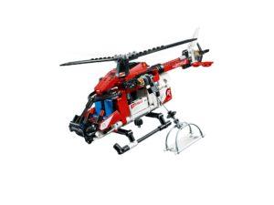 LEGO® Technic 42092 Rettungshubschrauber | ®LEGO Gruppe