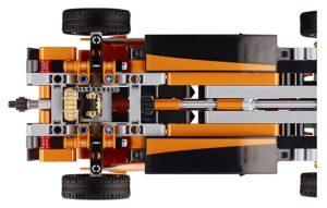 LEGO® Technic 42093 – Chevrolet Corvette ZR1 | ©LEGO Gruppe