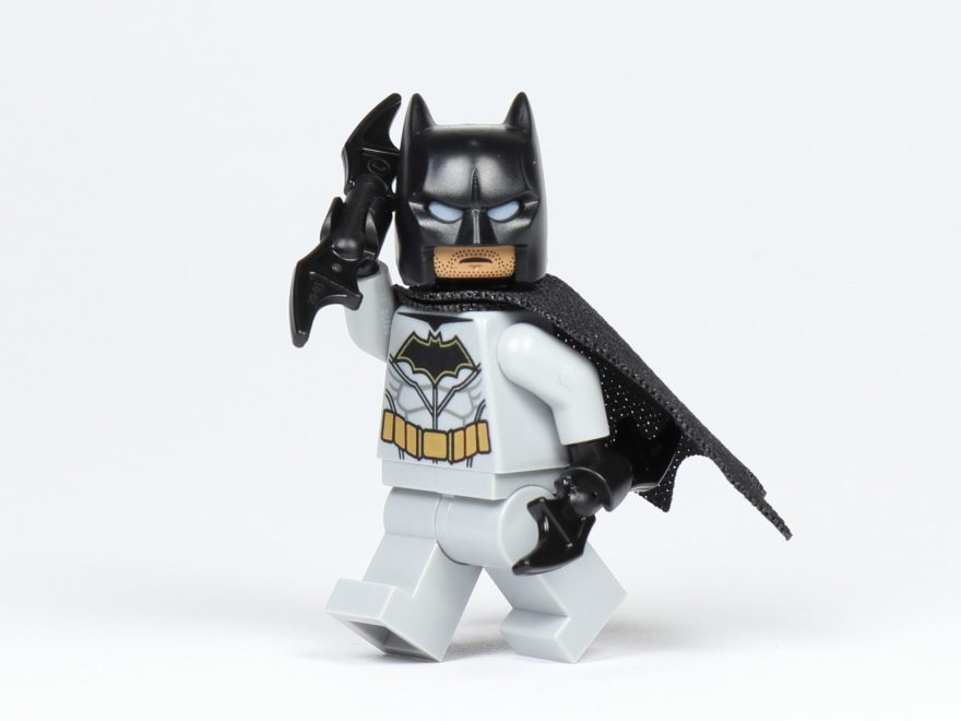 LEGO® BATMAN™ Magazin Nr. 1 - Batman Figur | ©2019 Brickzeit