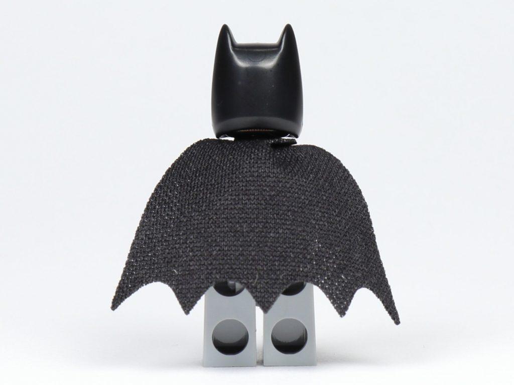LEGO® BATMAN™ Magazin Nr. 1 - Batman Figur, Rückseite | ©2019 Brickzeit