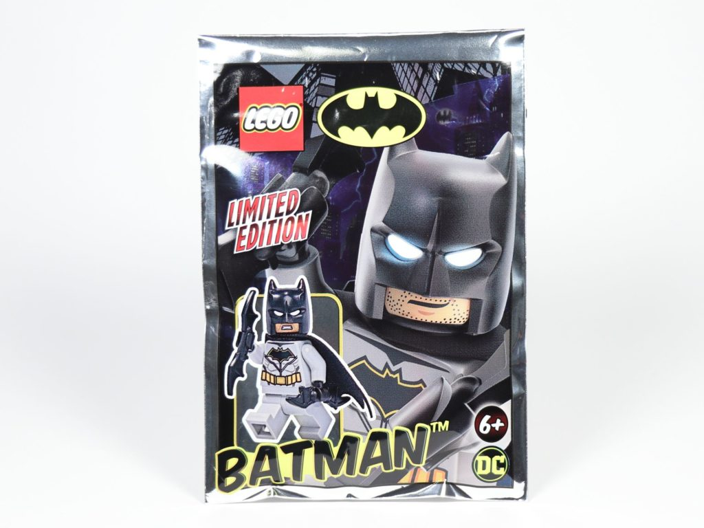 LEGO® BATMAN™ Magazin Nr. 1 - Polybag 211901 | ©2019 Brickzeit