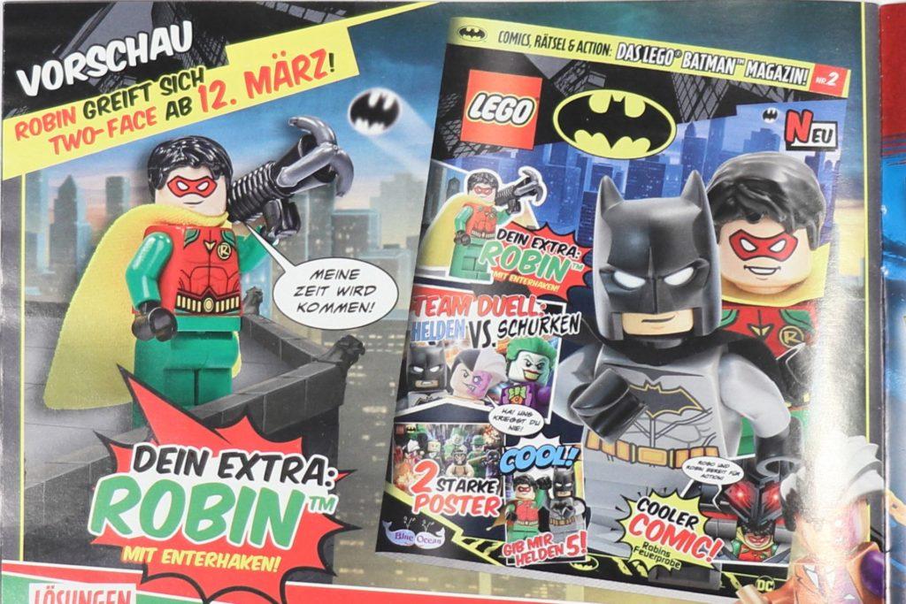 LEGO® BATMAN™ Magazin Nr. 1 - Heftvorschau März | ©2019 Brickzeit