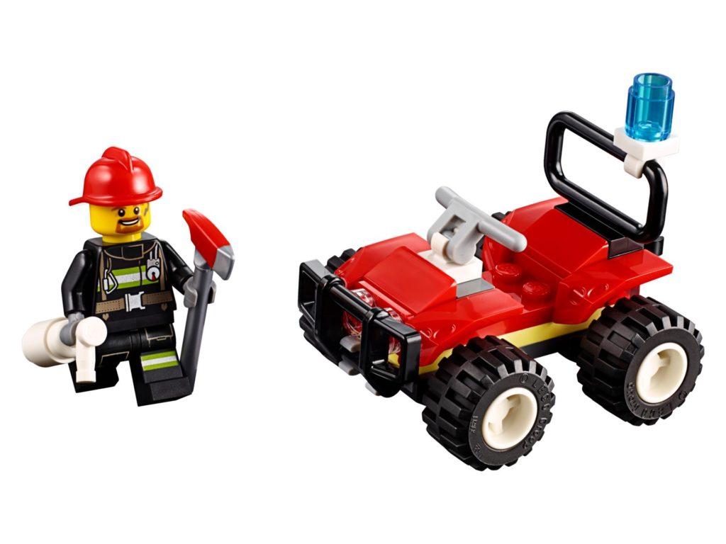 LEGO® City 30361 Feuerwehr-Buggy | ©2019 LEGO Gruppe