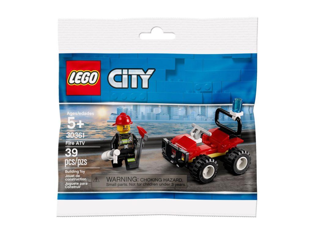 LEGO® City 30361 Feuerwehr-Buggy - Polybag | ©2019 LEGO Gruppe