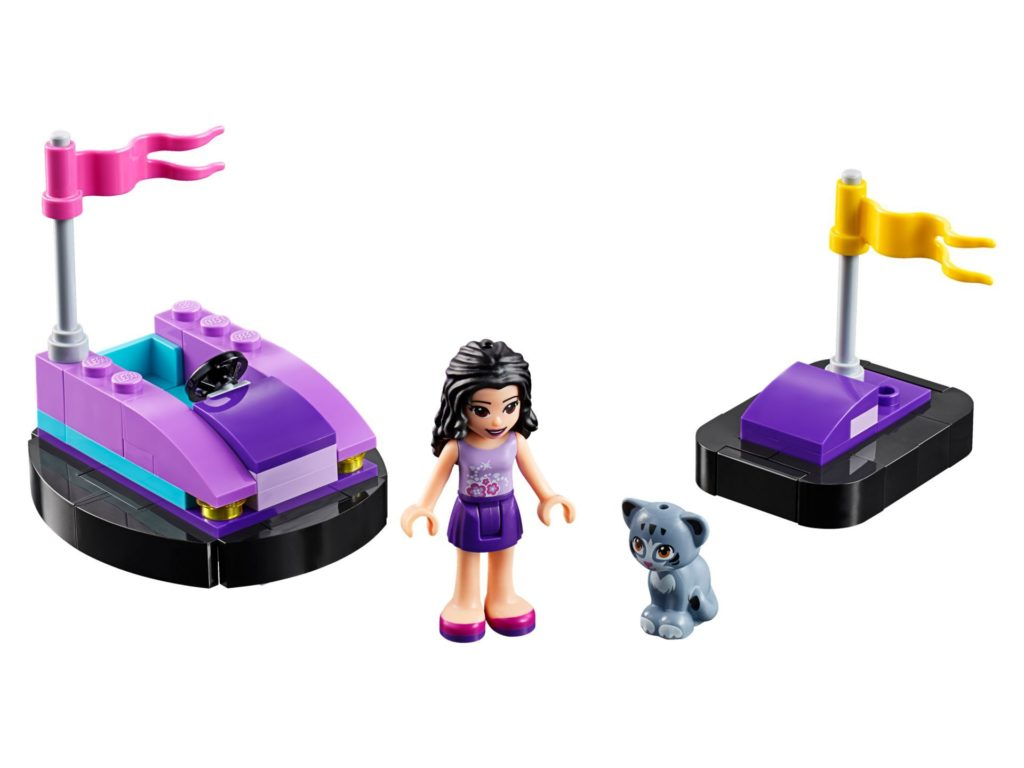 LEGO® Friends 30409 Emmas Autoscooter | ©2019 LEGO Gruppe