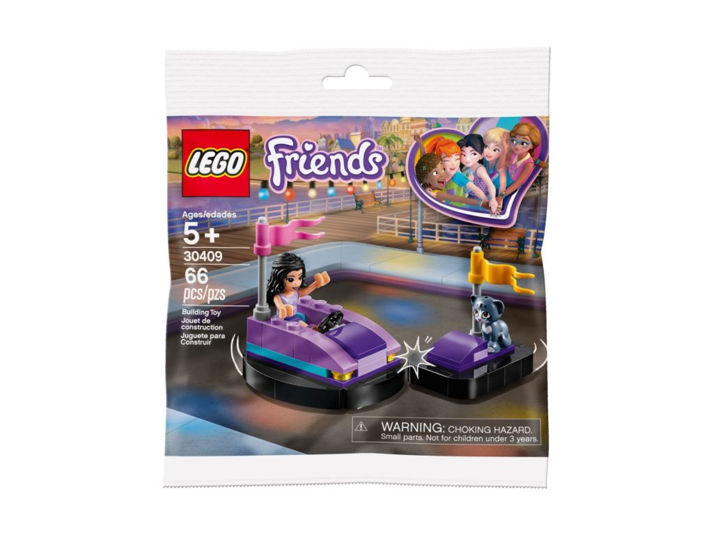 LEGO® Friends 30409 Emmas Autoscooter - Polybag | ©2019 LEGO Gruppe