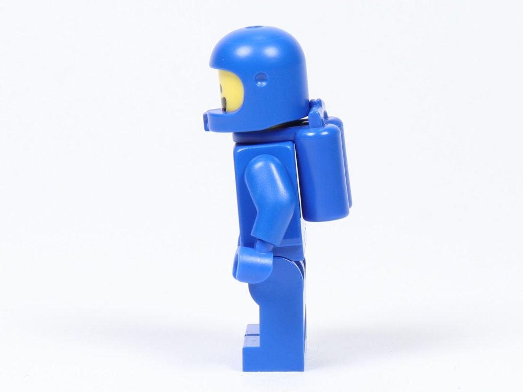 LEGO® Movie 2 70841 - Benny, linke Seite | ©2019 Brickzeit
