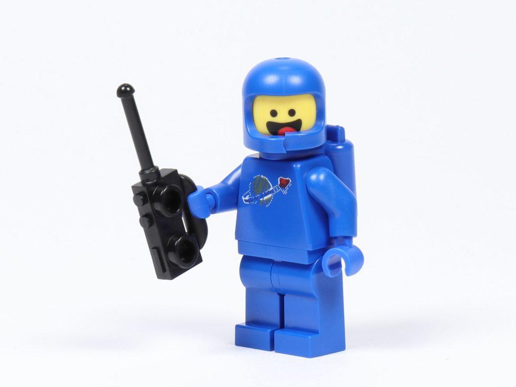 LEGO® Movie 2 70841 - Benny mit Funkgerät | ©2019 Brickzeit