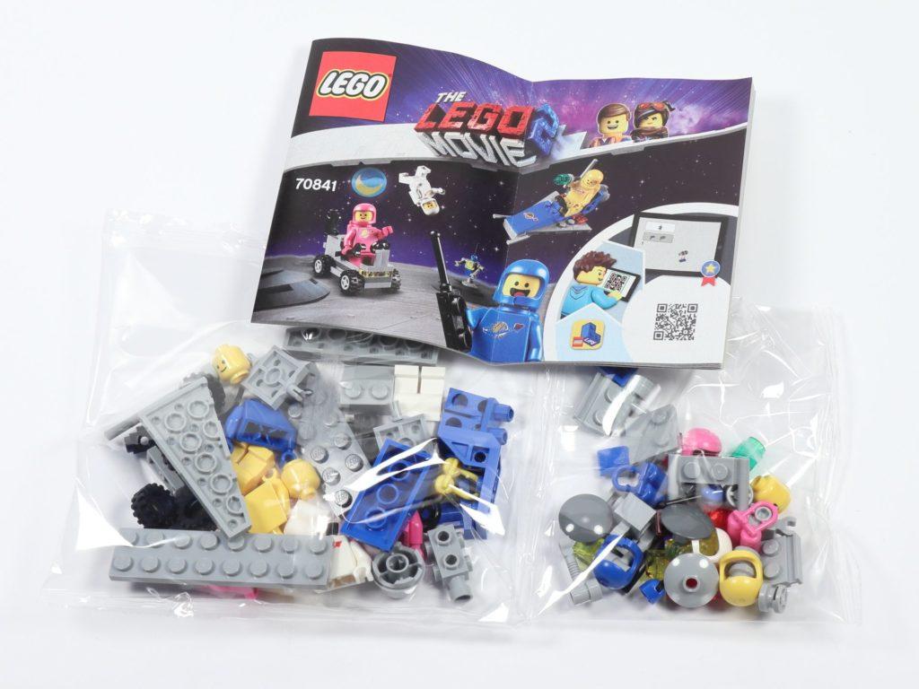 LEGO® Movie 2 70841 Bennys Weltraum-Team - Inhalt | ©2019 Brickzeit