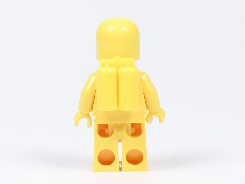 LEGO® Movie 2 70841 - Kenny, Rückseite | ©2019 Brickzeit