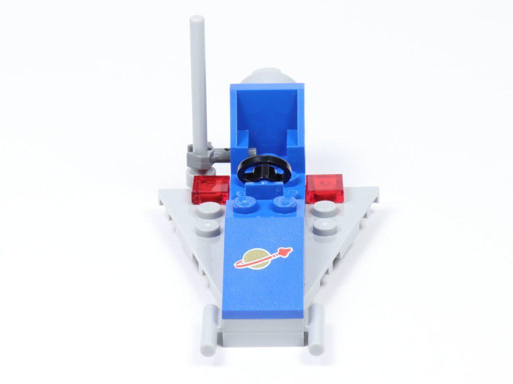 LEGO® Movie 2 70841 Bennys Weltraum-Team - Raumschiff, Vorderseite | ©2019 Brickzeit