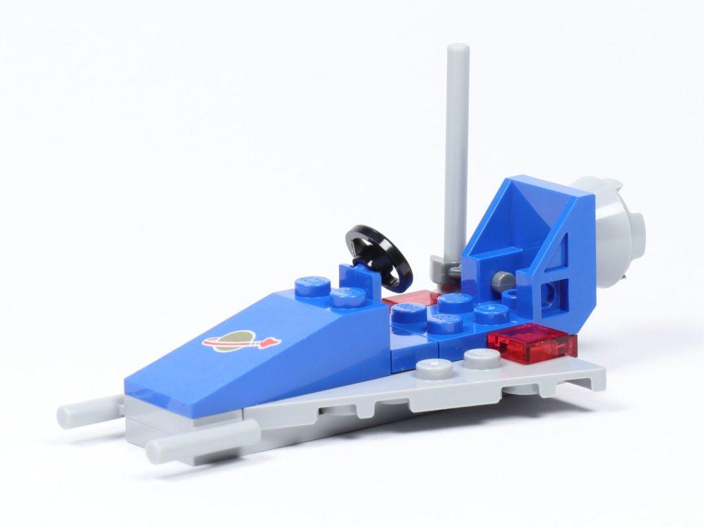 LEGO® Movie 2 70841 Bennys Weltraum-Team - Raumschiff, vorne links | ©2019 Brickzeit
