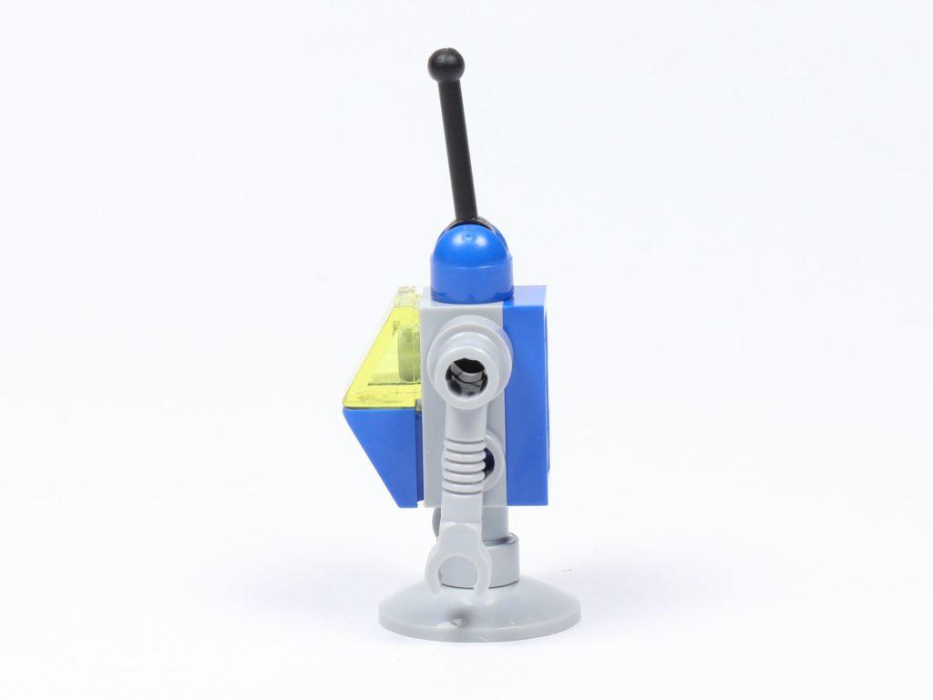 LEGO® Movie 2 70841 Bennys Weltraum-Team - Roboter, linke Seite | ©2019 Brickzeit