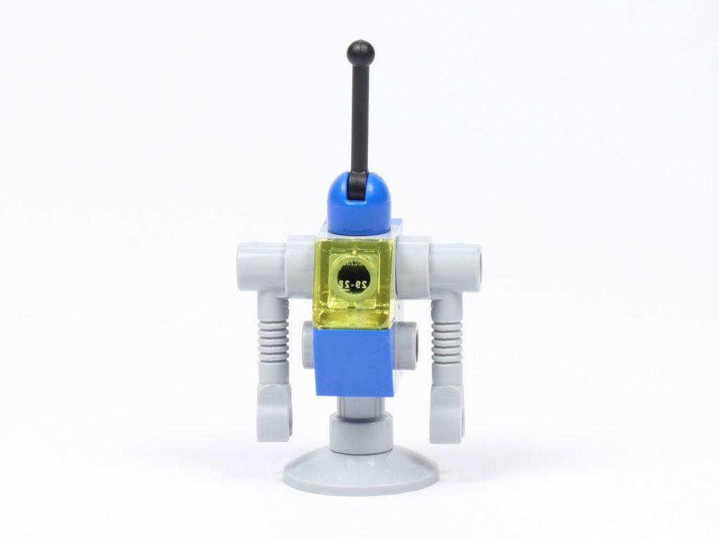 LEGO® Movie 2 70841 Bennys Weltraum-Team - Roboter, Vorderseite | ©2019 Brickzeit