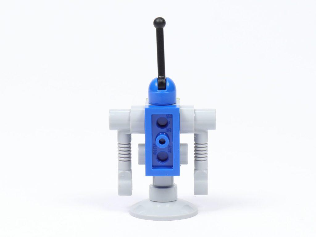 LEGO® Movie 2 70841 Bennys Weltraum-Team - Roboter, Rückseite | ©2019 Brickzeit