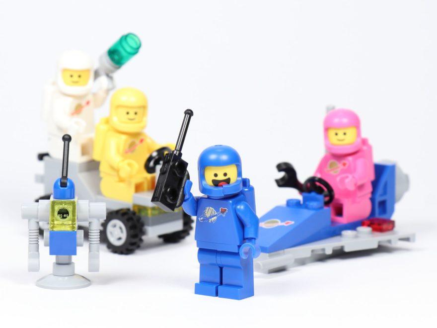LEGO® Movie 2 70841 Bennys Weltraum-Team - Titelbild | ©2019 Brickzeit