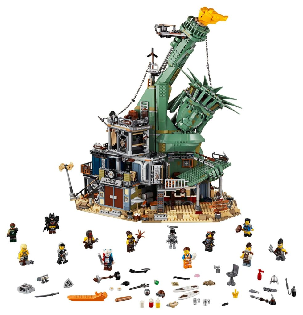 The LEGO Movie 2 - 70840 - Welcome to Apocalypseburg / Willkommen in Apokalypstadt | ®LEGO Gruppe
