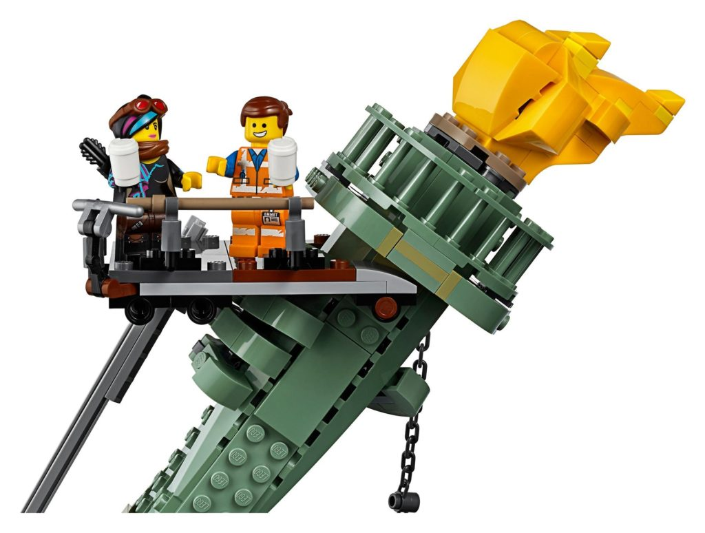 The LEGO Movie 2 - 70840 - Welcome to Apocalypseburg | ®LEGO Gruppe